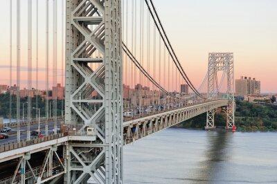 Fotomural George Washington Bridge