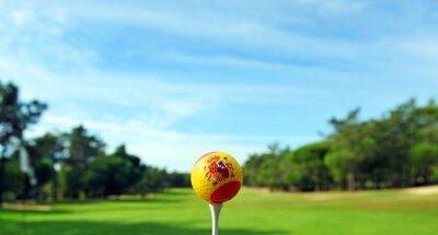 Fotomural Golf em Espanha