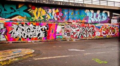 Fotomural Graffitti Recados