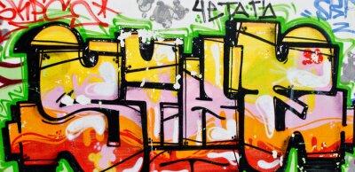Fotomural Grafite