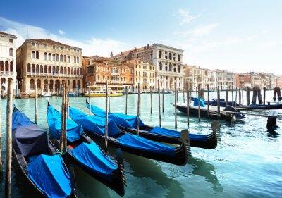Fotomural Grand Canal, Veneza, Itália