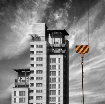 Fotomural grattacielo