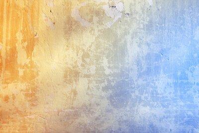Fotomural Grunge fundo com textura de estuque