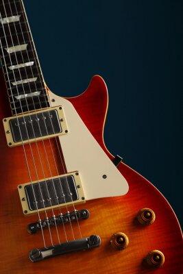 Fotomural Guitarra elétrica