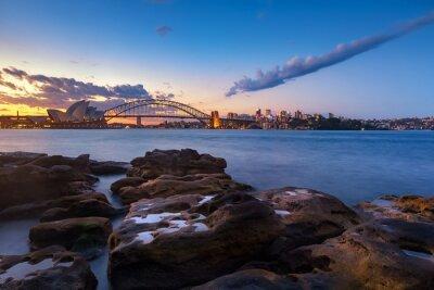 Fotomural horizonte de Sydney