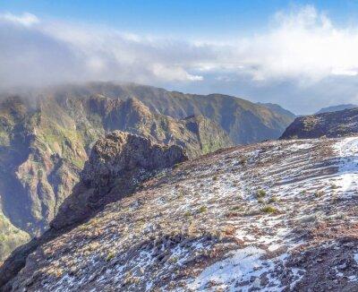 Fotomural Ilha chamada Madeira