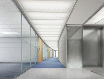 Fotomural interior moderno