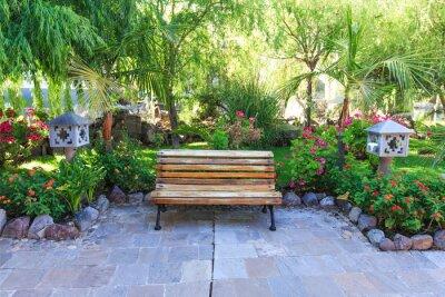 Fotomural Jardim