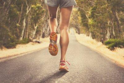 Fotomural Jogging