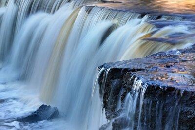 Fotomural Keila cachoeira na Estónia