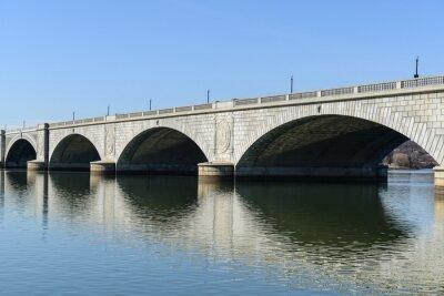 Fotomural Key Bridge, em Washington DC