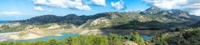 Fotomural Lakeside panorama