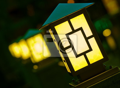 Fotomural Lanterna