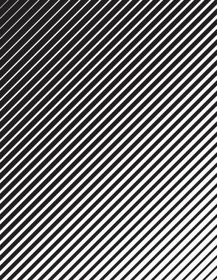 Fotomural Linhas inclinadas diagonais paralelas textura, padrão. Linhas oblíquas