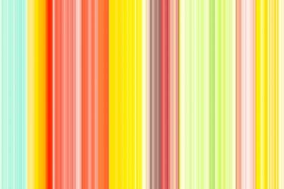 Fotomural Listrado vertical linhas coloridas padrão fundo