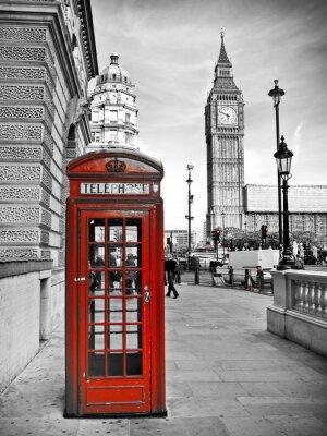 Fotomural London impression