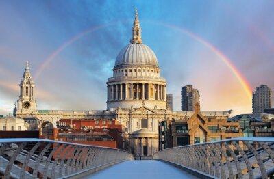 Fotomural Londres - Catedral St. Paiul, UK
