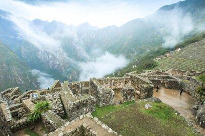 Fotomural Machu Picchu, Património Mundial da UNESCO