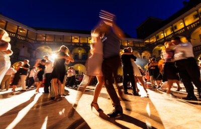 Fotomural Magic of Tango