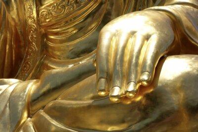 Fotomural Mão von Buddha