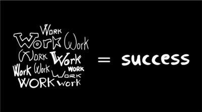 Fotomural Mensagem secreta de sucesso