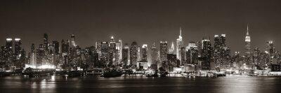 Fotomural Midtown Manhattan