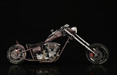Fotomural modelo de moto