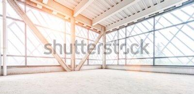 Fotomural modern building