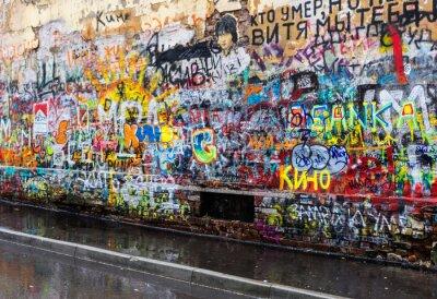 Fotomural moscovo grafite