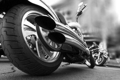 Fotomural Motocicleta