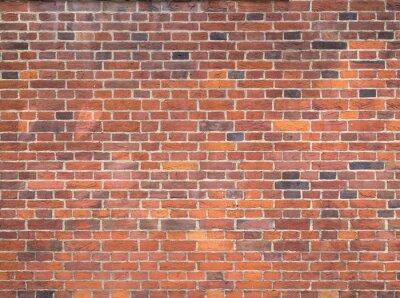Fotomural Muro em mattoni rossi