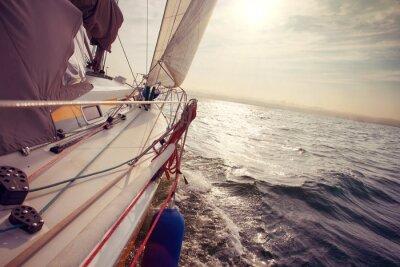 Fotomural Navegando em um vento