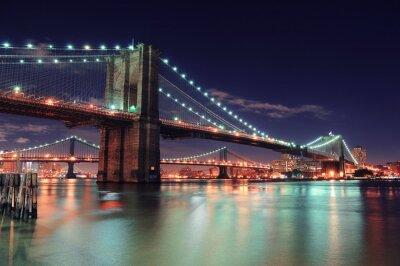 Fotomural New York City Manhattan