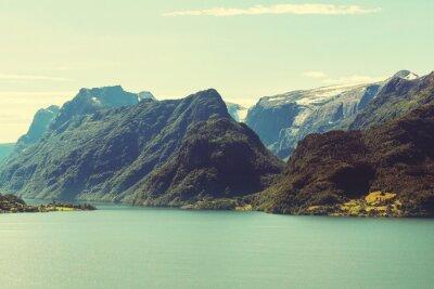 Fotomural Norte da Noruega