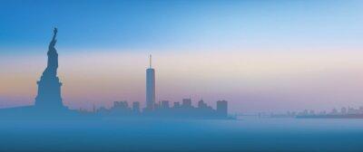 Fotomural Nova Iorque - aube