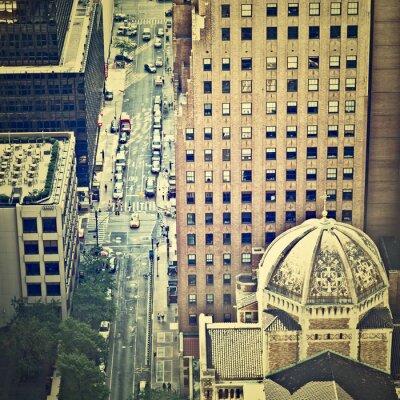 Fotomural Nova Iorque Streets