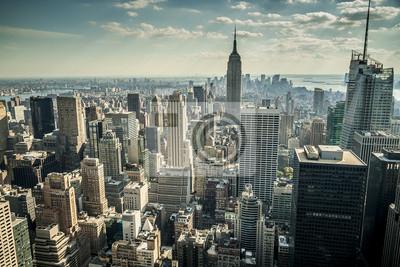 Fotomural Nova York, nos EUA