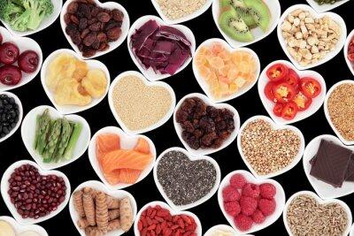 Fotomural Nutrição saudável