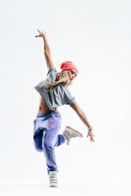 Fotomural o dançarino
