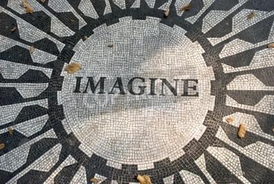 Fotomural O mosaico de