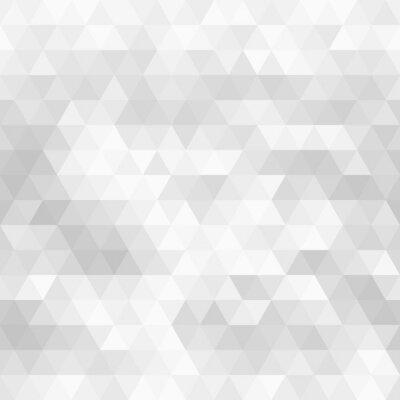 Fotomural Padrão de fundo transparente branco