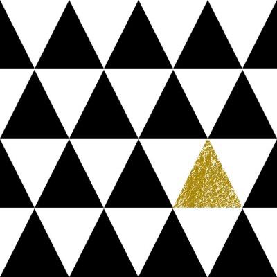 Fotomural Padrão geométrico abstrato