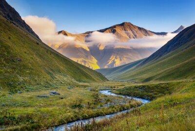 Fotomural Paisagem da montanha
