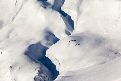 Fotomural paisagem de montanha