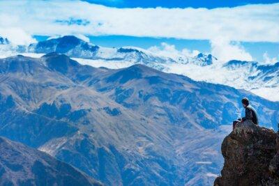 Fotomural paisagem Peru