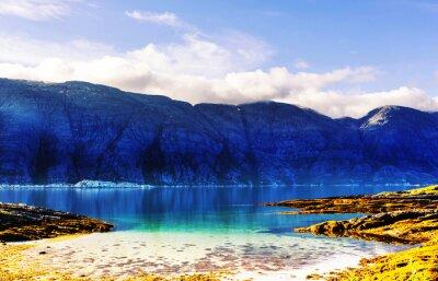 Fotomural Paisagens da Noruega