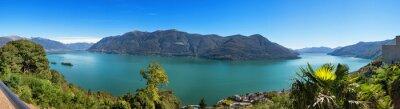 Fotomural Panorâmicas do Lago Maggiore