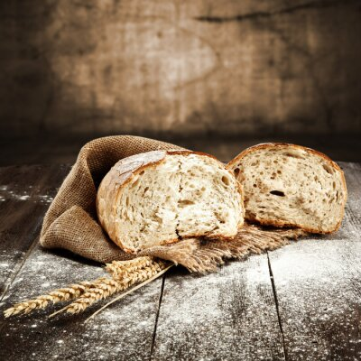 Fotomural pão