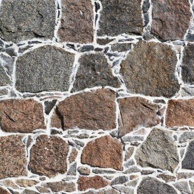 Fotomural Parede Cobblestone fragmento textura