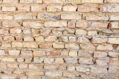 Fotomural Parede de tijolos.